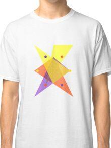 Abstract Hexagon Classic T-Shirt