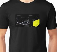 Mouse and cheese  Unisex T-Shirt