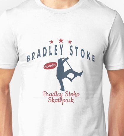 Bradley Stoke Skatepark - Scooters Unisex T-Shirt