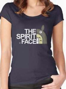The Spirit Women's Fitted Scoop T-Shirt