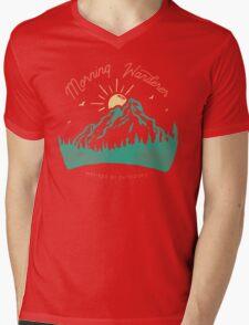 Morning Wanderer Mens V-Neck T-Shirt