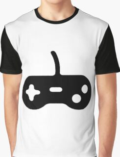 Game Console Joy Stick Graphic T-Shirt