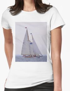 The Brilliant At Speed Womens Fitted T-Shirt