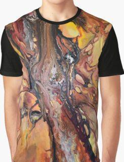 Red Gum Dream Graphic T-Shirt