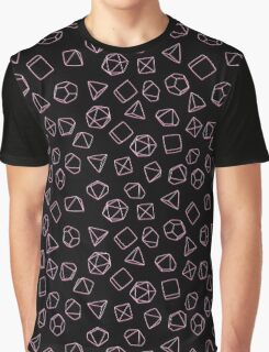 The Dice Giveth, The Dice Taketh Away... Graphic T-Shirt