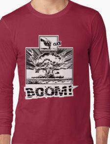EXPLOSION Long Sleeve T-Shirt