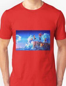Ace & Sabo & Luffy Unisex T-Shirt