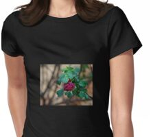 Yet another Rose Womens Fitted T-Shirt