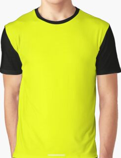 Solid Gold - Plain Yellow Color - T-Shirt Graphic T-Shirt