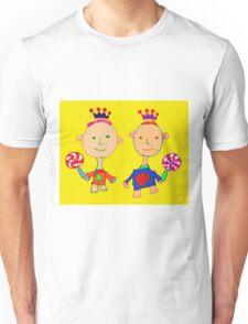 Kingsley and Kenzo Unisex T-Shirt
