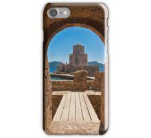 Burtzi, Methoni (II) iPhone Case/Skin