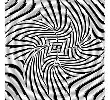 Abstract Swirls Photographic Print