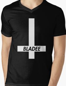 gravity boys bladee Mens V-Neck T-Shirt