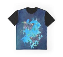 Watercolour Butterfly 09 Graphic T-Shirt