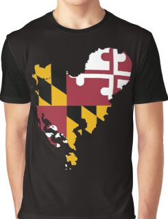 Dorchester County, Maryland Graphic T-Shirt