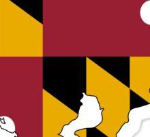 Dorchester County, Maryland Sticker