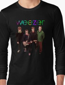 Weezer The Green Album Long Sleeve T-Shirt