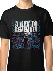ADTR A DAY TO REMEMBER HOMESICK Classic T-Shirt