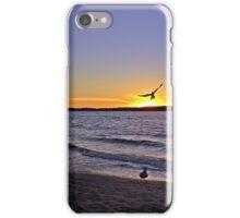 Landing on the Sun iPhone Case/Skin