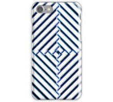 Lines and Sqaures iPhone Case/Skin