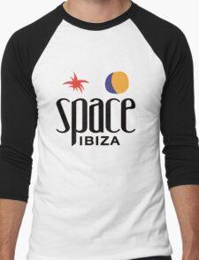 Space Ibiza Men's Baseball ¾ T-Shirt