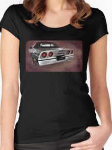 Touch of Class Women's Fitted Scoop T-Shirt