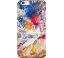 Let the colors heal your heart iPhone Case/Skin