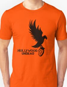 Hollywood Undead - Dove and grenade Unisex T-Shirt