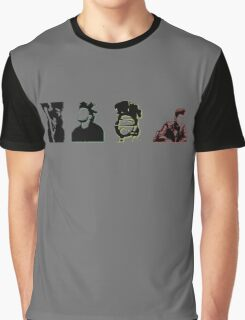 Silhouettes Graphic T-Shirt