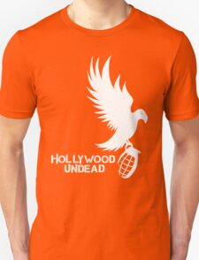 Hollywood Undead - Dove and grenade 2 Unisex T-Shirt
