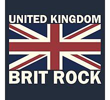 UK brit rock Photographic Print