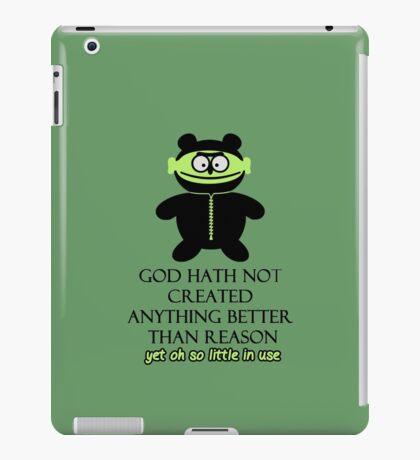 Prophet: God created Reason VRS2 iPad Case/Skin