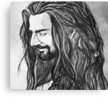 Thorin Oakensheild Canvas Print