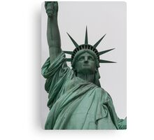 Statue of Liberty. Canvas Print