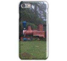 Old train iPhone Case/Skin