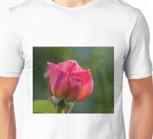 David Austin rose- Boscobel Unisex T-Shirt