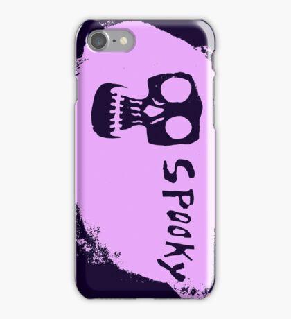 Spooky - Light iPhone Case/Skin