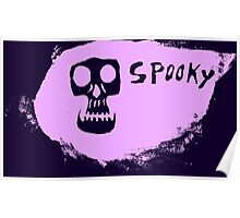 Spooky - Light Poster