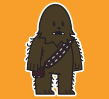 Mitesized Wookie by Nemons