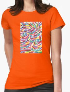 1402 - Joy Flow Womens Fitted T-Shirt