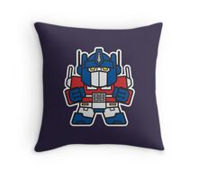 Mitesized Prime Throw Pillow