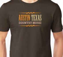 Austin Texas Country music Unisex T-Shirt