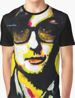 Jarvis Cocker Graphic T-Shirt