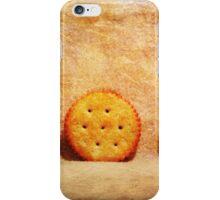 Gone Crackers iPhone Case/Skin