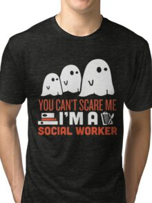 Halloween Gost SEARCH TYPE  SORT BY  Tri-blend T-Shirt