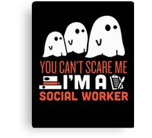 Halloween Gost SEARCH TYPE  SORT BY  Canvas Print