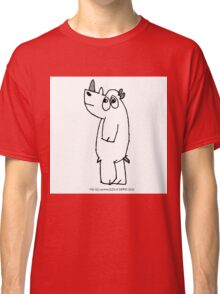 The Big Illustrated Book of Animal Cocks - Rhino Classic T-Shirt