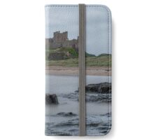 Bamburgh Castle iPhone Wallet/Case/Skin