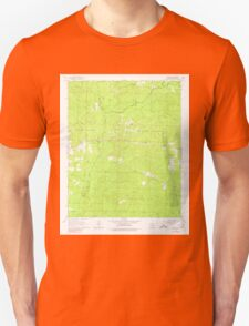 USGS TOPO Map Arkansas AR Prague 259446 1964 24000 Unisex T-Shirt