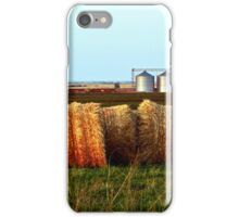 The Canadian Prairies iPhone Case/Skin